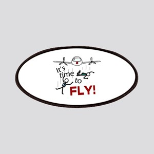'Time To Fly' Patches