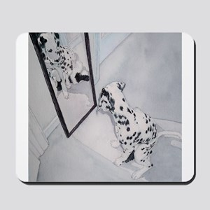 Roxie the Dalmatian Mousepad