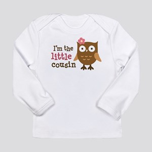 Little Cousin - Mod Ow Long Sleeve T-Shirt