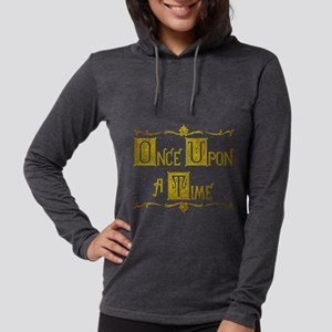 Once Upon a Time Womens Hooded Shirt