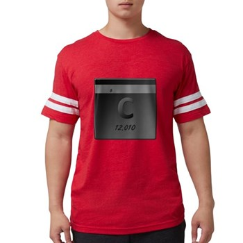 Carbon (C) Mens Football Shirt