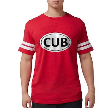 CUB Euro Oval Mens Football Shirt