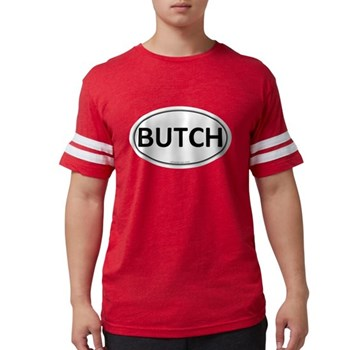 BUTCH Euro Oval Mens Football Shirt