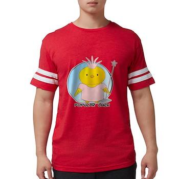 Popular Chick Mens Football Shirt