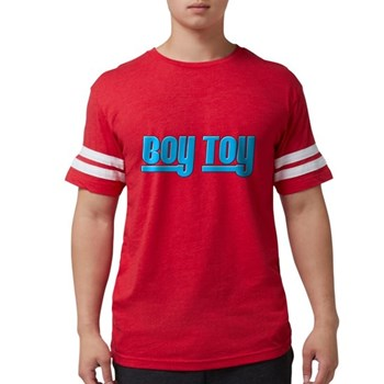Boy Toy - Blue Mens Football Shirt