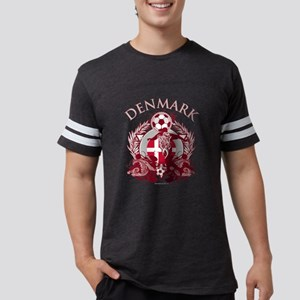 Denmark Soccer Mens Football Shirt