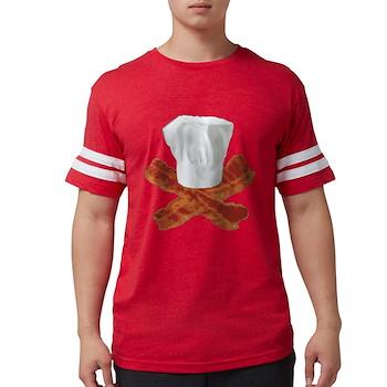 Bacon Chef Mens Football Shirt