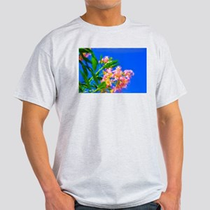 Desert Willow Bloom Modern Painting T-Shirt