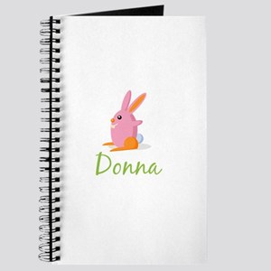 Easter Bunny Donna Journal