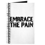 Embrace the pain Journal