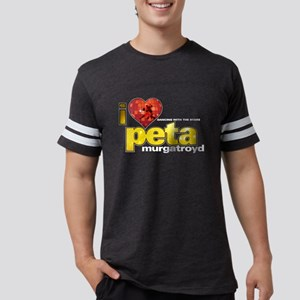 I Heart Peta Murgatroyd Mens Football Shirt