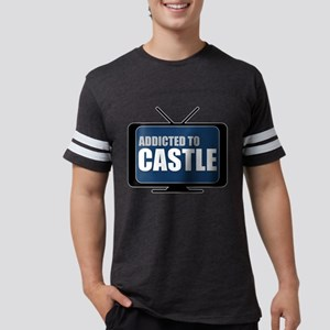 Addicted to Castle Mens Football Shirt