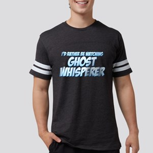 I'd Rather Be Watching Ghost Mens Football Shirt