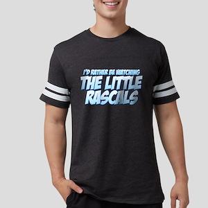 I'd Rather Be Watching The Li Mens Football Shirt