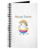 Cute colorful easter Journals & Spiral Notebooks