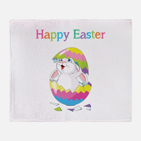 Happy Easter Stadium Blanket