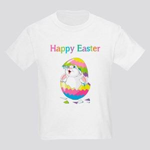 Happy Easter Kids Light T-Shirt