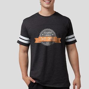 Certified Addict: Twin Peaks Mens Football Shirt