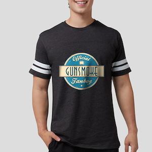 Official Gunsmoke Fanboy Mens Football Shirt