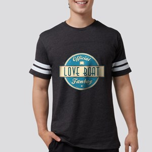 Official Love Boat Fanboy Mens Football Shirt