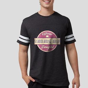 Official Schoolhouse Rock! Fa Mens Football Shirt