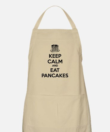 Keep Calm And Eat Pancakes Apron