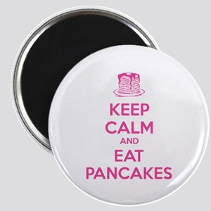 Keep Calm And Eat Pancakes Magnet