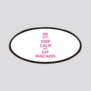Keep Calm And Eat Pancakes Patches