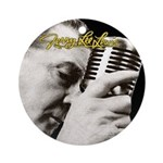 Jerry Lee Lewis Ornament (Round)