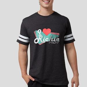 I Heart Richie Mens Football Shirt