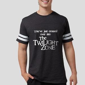 Into The Twilight Zone Mens Football Shirt
