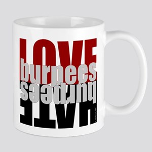 Love Hate Burpees Mug