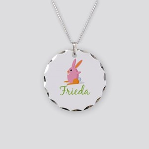 Easter Bunny Frieda Necklace