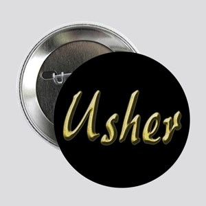 Usher Button - Contemporary Style (100 pack)