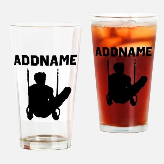 GYMNAST POWER Drinking Glass