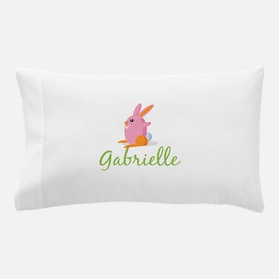 Easter Bunny Gabrielle Pillow Case