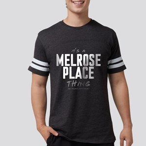 It's a Melrose Place Thing Mens Football Shirt