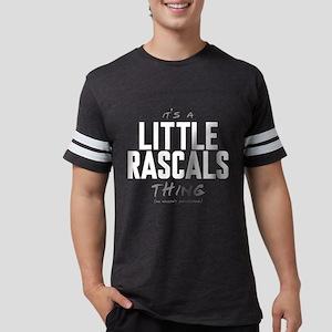 It's a Little Rascals Thing Mens Football Shirt