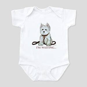 Westie Walks Infant Bodysuit