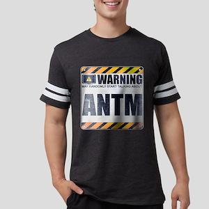 Warning: ANTM Mens Football Shirt