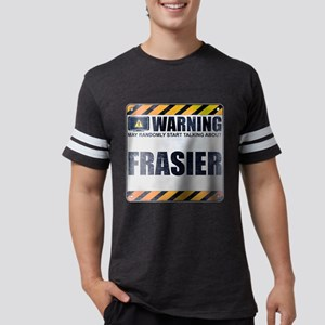 Warning: Frasier Mens Football Shirt