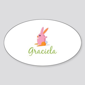 Easter Bunny Graciela Sticker