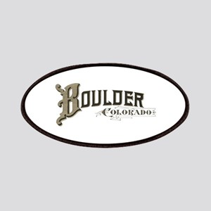 Boulder Colorado Patches