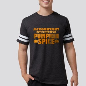 Accountant Powered by Pumpkin Spice Mens Football