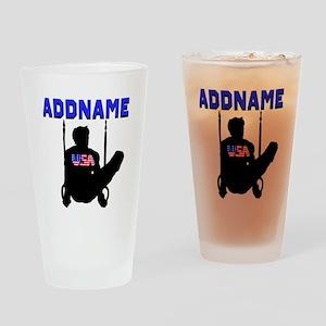 SUPER GYMNAST Drinking Glass