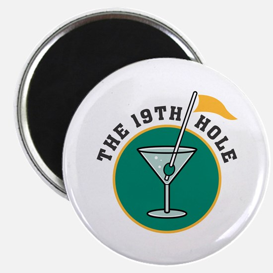 The 19th Hole Magnet
