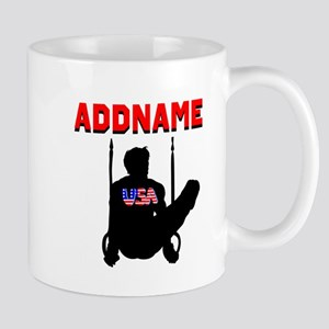 AMERICAN GYMNAST Mug