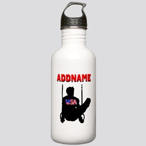 AMERICAN GYMNAST Stainless Water Bottle 1.0L