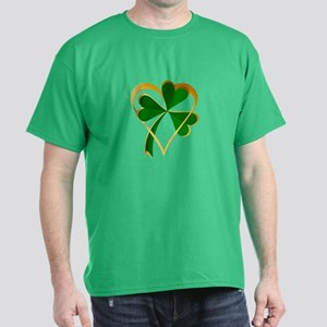 My Heart with St Patricks T-Shirt