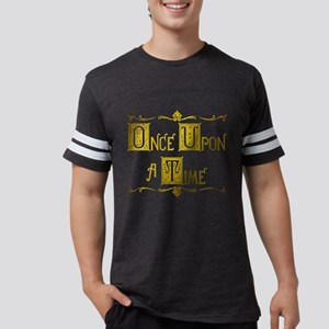 Once Upon a Time Mens Football Shirt